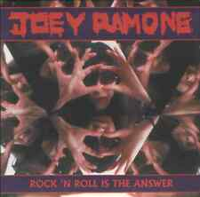 "Joey Ramone-rock n roll is the answer.7"" ramones"