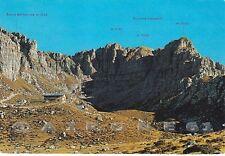 LECCO BARZIO 31 PIANI DI BOBBIO - RIFUGIO C. A. I. Cartolina viaggiata 1981