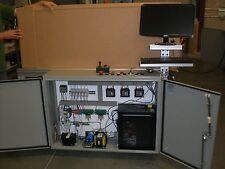 SIBE AUTOMATION 3 AXIS CNC ROUTER CONTROL SYSTEM COMPLETE PLUG & RUN NEMA 34