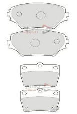 MK2 TOYOTA RAV4 FRONT & REAR BRAKE PADS 2000-2005 NEXT DAY DELIVERY