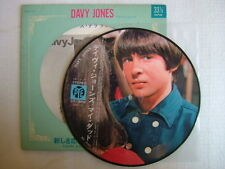PICTURE VINYL / DAVY JONES MONKEES THEME FOR A NEW LOVE / MY DAD 7INCH