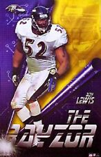 Starline Ray Lewis 22x34 Collage Color Poster Baltimore