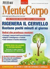 MenteCorpo 2016 109 Giugno#Rigenera il cervello,jjj