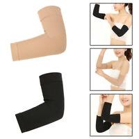 Ellenbogenstütze Bandage Kompression Manschett Elastisch Armstütze für Arthritis