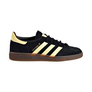 Adidas Handball Spezial Mens Shoes Core Black-Easy Yellow-Gum BD7621