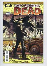 Walking Dead #1 1st Print Rare Black Mature Label Near Perfect High Grade