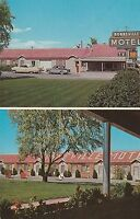 LAM(X) Idaho Falls, ID - Bonneville Motel - Two Exterior Views