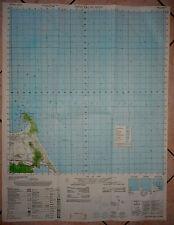 6641 iv - SOUTH CHINA SEA - JUNE 1974 - MAP - US NAVY - THUA THIEN, Vietnam War