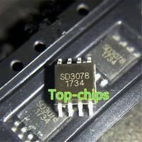 5PCS SD3078 SD SOP-8  new