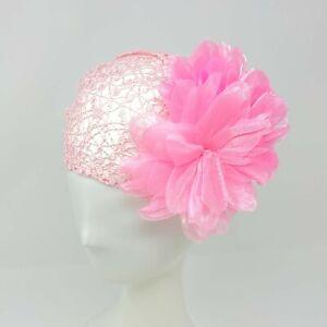 Toddler Newborn Infant Headband Flower Photoshoot Accessory