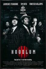 "HOODLUM 13""x19.5""  Original Promo Movie Poster MINT 1997 Laurence Fishburne RARE"