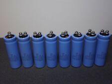 Sangamo Type 500 0180-2852 13000uF 25Vdc Capacitors Lot x8