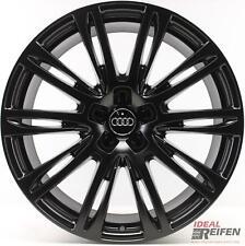 4 Audi A4 8W9 B9 20 Inch Alloy Wheels Original Audi S8 4HAG Rims Ssm