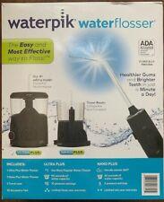 Waterpik Ultra Plus And Nano Plus Water Flosser Combo Pack