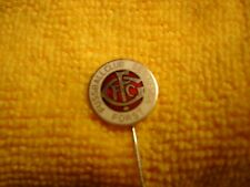 Vintage 1950's-60's stick pin F.C.G. Forst Germany Football soccer