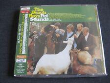The Beach Boys, Pet Sounds, JAPAN CD + Obi, toshiba/emi, TOCP-65255, as new