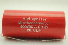 1PC Audiophiler MKP Kondensotor 400V 20.0uf 3% Audio MKP Capacitor 20uf