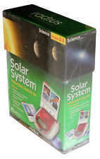 Learning Resources Radius Cd Card Set Science Solar System Grades 3-5 New
