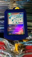 BURGER KING POKEMON TRADING CARDS With frame and 2 cards. Brand New in bag.