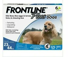 Frontline Plus for Medium Dogs 23-44 lbs - 6 Months