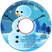 Children Stories Audi CD - Classic Children's Story Kids books Audio CD
