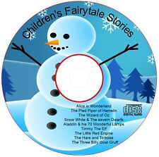 Children Stories Audi CD - Classic Children's Story Kids books Audio CD