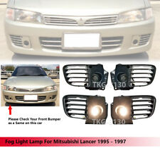 Spot Fog Light Lamp Kit For Mitsubishi Lancer 1995 1996 1997