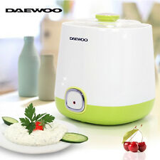 [DAEWOO]Mini Yogurt Maker DWY-SH101 Timer Temperature Health Making Milk 500ml