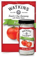 J.R. WATKINS Salsa Snack & Dip Seasoning 3.88 oz.