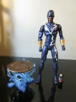 DC Collectibles Comics Icons Static Shock Deluxe Action Figure loose~