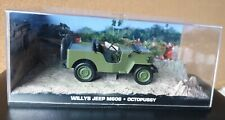 Willys Jeep M606, James Bond 007 Modellauto-Collection, Nr. 46, OPY