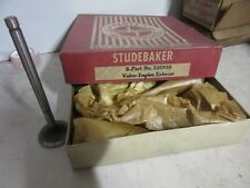 NOS 1955-64 Studebaker V8 exhaust valves. Part number 535939
