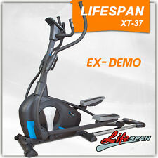 Lifespan Semi-Commercial Front Drive Elliptical Cross Trainer #Auto-Tension DEMO