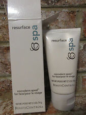 BeautiControl Resurface Spa Microderm Apeel for Face! 2.5 oz. Free Shipping!