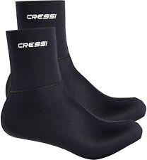 2 Chaussettes Néoprène de Plongée CRESSI Boots 3mm Taille L (42-43)