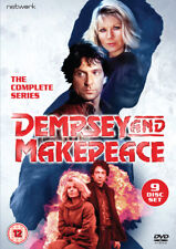 Dempsey and Makepeace: The Complete Series DVD (2018) Michael Brandon ***NEW***