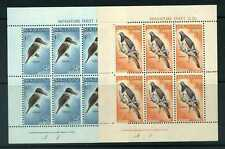 Birds Sheet New Zealand Stamps