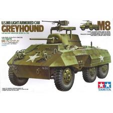 "Tamiya 35228 U.S. M8 Light Armored Car ""Greyhound"" 1/35"