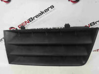 Renault Megane 2002-2008 Drivers OSF Front Bumper Grille Grill Insert 8200114157