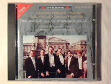 MASSIMO PALUMBO Due secoli di musica strumentale italiana cd BOCCHERINI PAGANINI