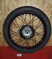Roue avant 1.60x19 Jante Front wheel HARLEY AMF 125 SX Brake 175 250 AERMACCHI