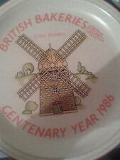 More details for british bakeries centenary year plate 1986 erith bakery denby pottery limited ed
