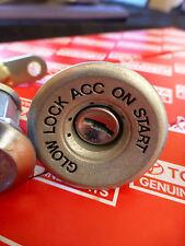 Genuine Toyota Landcruiser BJ42 Ignition Barrel Lock & Key GLOW HJ47 BJ40 HJ45