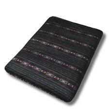 NEW Aztec Box Cushion Futon Slipcover 3 Sided Zipper