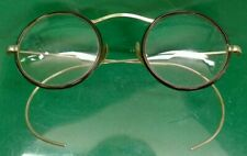 Antique Kenilworth Metal Nose Piece Eyeglasses / Optical