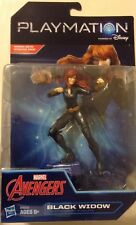 Hasbro Playmation Marvel Avengers Black Widow Hero Smart Figure Kids Toy Brand