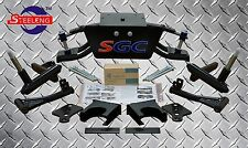 "SGC 6"" Double A-Arm Lift Kit for Club Car DS Golf Cart 1982-2003 Electric/Gas"
