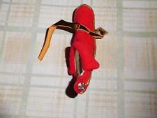 1964 VINTAGE BARBIE DOG 'N DUDS #1613 RED VELVET COAT