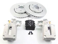 2 x New Seat Leon 99-06 Cupra & R Rear Calipers Brake Discs pads Repair Kit