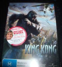 King Kong (Naomi Watts Jack Black) (Australia Region 4) DVD - NEW